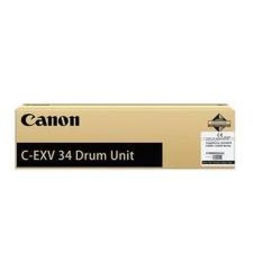 Canon 3786B003BA, Drum Unit Black, IR C2220L, C2025i, C2230i, C-EXV34- Original