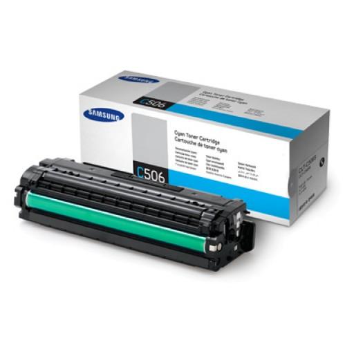 Samsung CLT-C506S, Toner Cartridge Cyan, CLP-680, CLX-6260- Original
