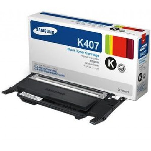 Samsung CLT-K4072S Toner Cartridge - Black Genuine