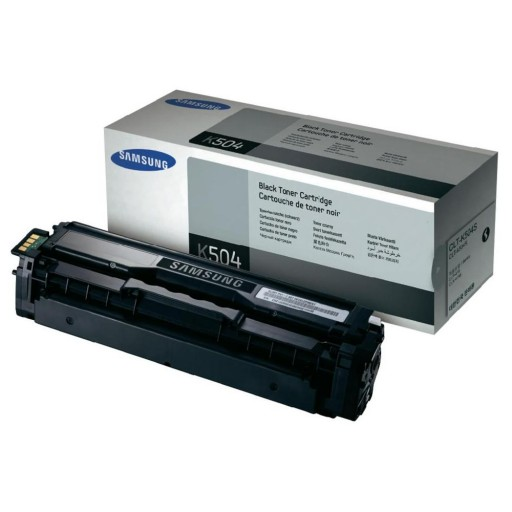 Samsung CLT-K504S/ELS , 415/4195 Toner Cartridge - Black