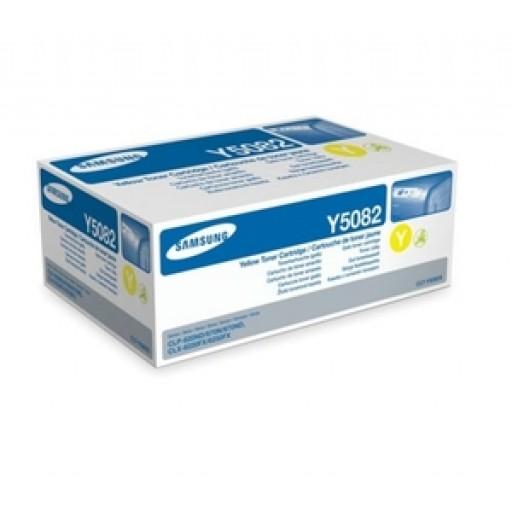 Samsung CLT-Y5082S, Toner Cartridge Yellow, CLP-620, 670- Original