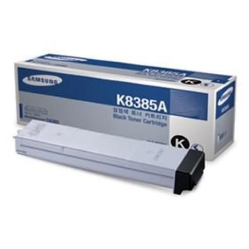 Samsung CLX-K8385A Toner Cartridge - Black Genuine