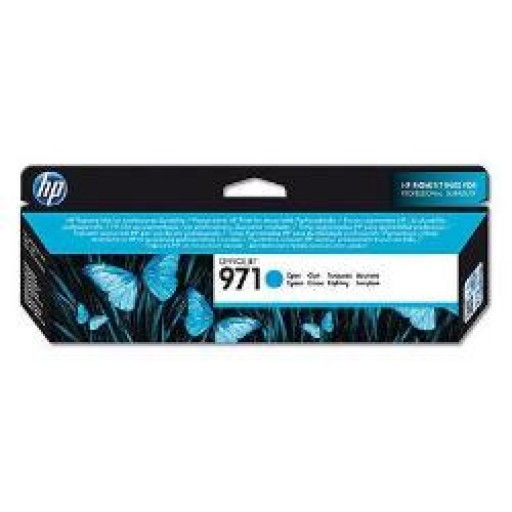 HP Officejet Pro X551dw  Ink Cartridges - HC Cyan Genuine, CN626AE