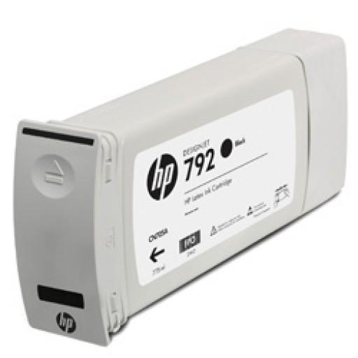 HP CN705A, 792 Ink Cartridge Black, Designjet L28500- Original