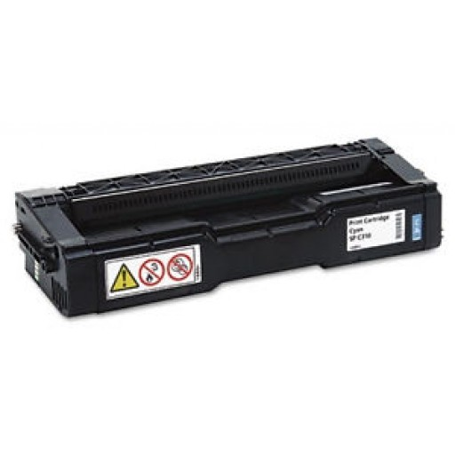 Ricoh 406476, Toner Cartridge Cyan, SP C231SF, 232SF, 242DN- Genuine