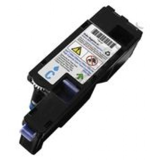 Dell, 593-11021, Toner Cartridge HC Cyan, 1250c, 1350cnw, 1355cn, C1760nw, C1765n- Genuine