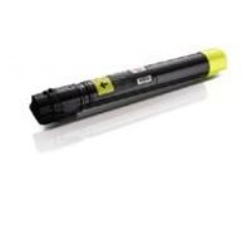 Dell 593-10878, 7130 Toner Cartridge - Yellow