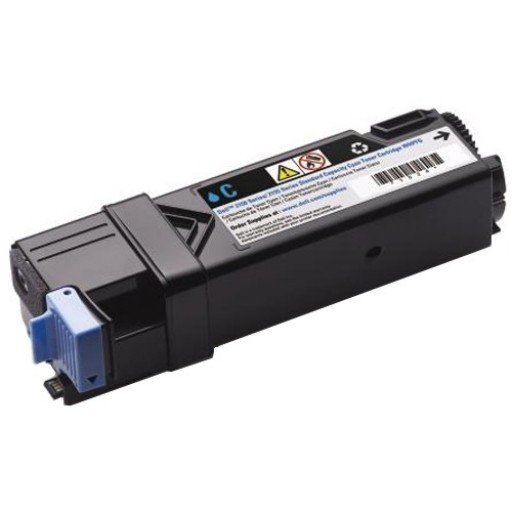Dell 593-11034, 2150/2155 High Capacity Toner Cartridge - Cyan