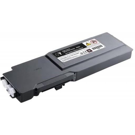 Dell 593-11117, C3760n/C3760dn/C3765dnf Toner Cartridge - Magenta