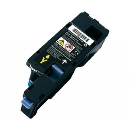 Dell 593-11143, c1760/1765 Toner Cartridge - Yellow