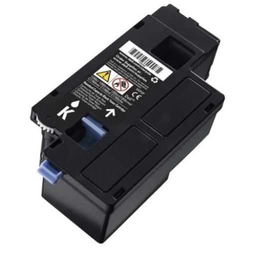 Dell 593-11144, Toner Cartridge Black, 1250C, 1350CNW, 1355CN- Original