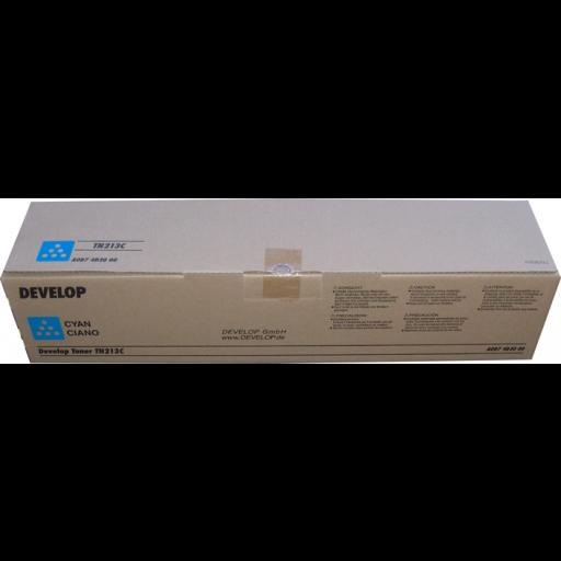 Develop TN-213C, Toner Cartridge Cyan, Ineo +203, +253- Original