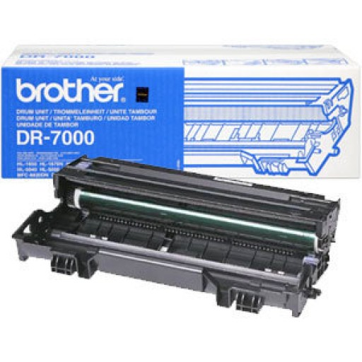 Brother DR7000, Imaging Drum Unit- Black, DCP8020, 8025, HL1650, 1670, MFC8420, 8820- Genuine