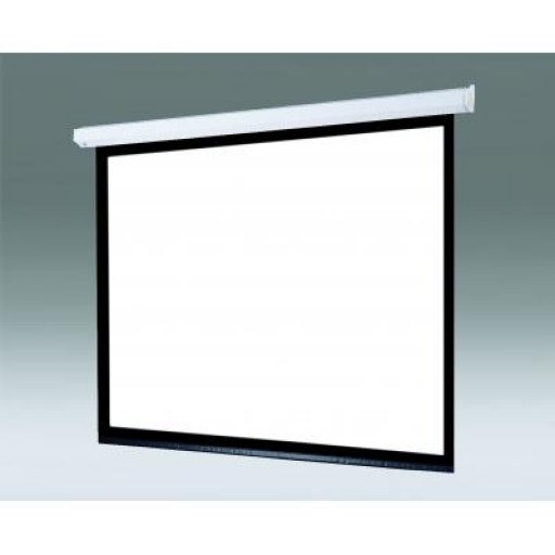 Draper Group Ltd  DR116141 Targa Electric Projection Screen