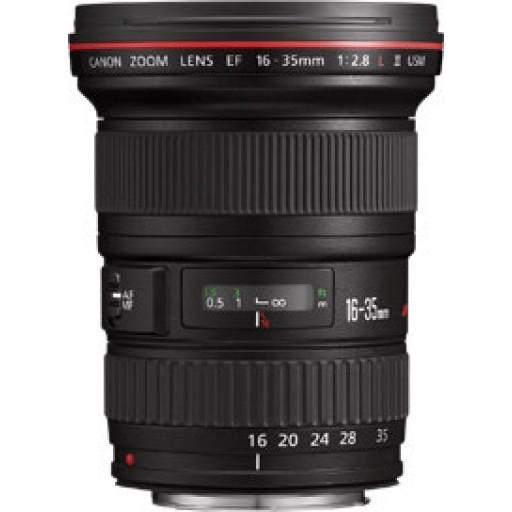 Canon EF16-352.8IILU Lens