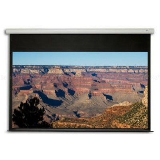 Elite PM120VT PowerMAX Pro Series Projection Screen