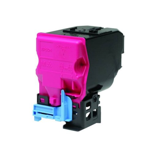 Epson C13S050591 Toner Cartridge, AcuLaser C3900, CX37D - Magenta Genuine
