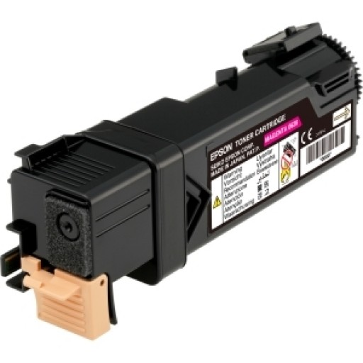 Epson C13S050628 Toner Cartridge, AcuLaser C2900, CX29 - Magenta Genuine