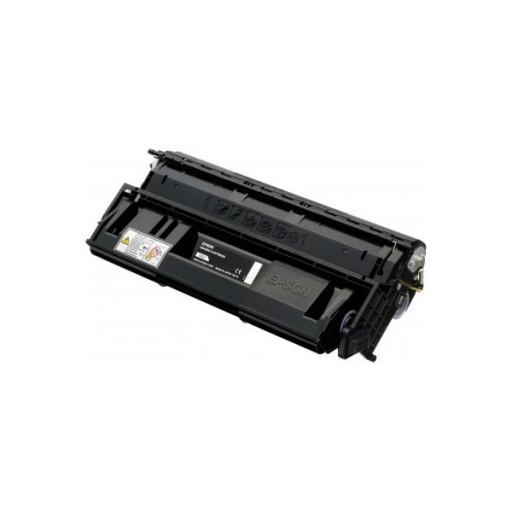 Epson C13S051221 Toner Cartridge, AcuLaser M7000 - Black Genuine