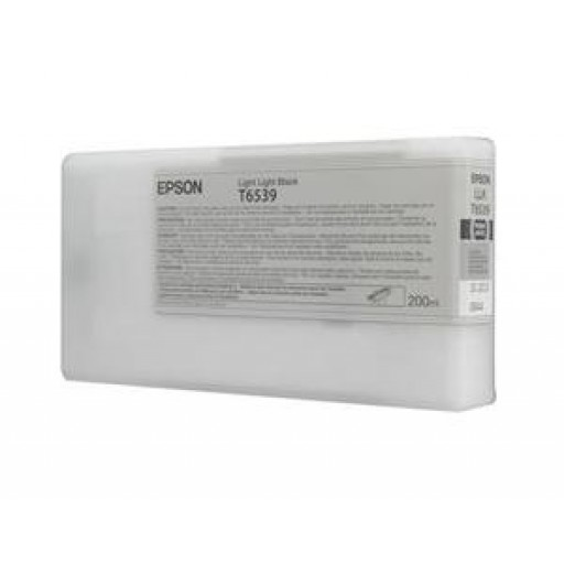 Epson C13T653900, T6539 Ink Cartridge, Stylus Pro 4900 - Light Light Black Genuine