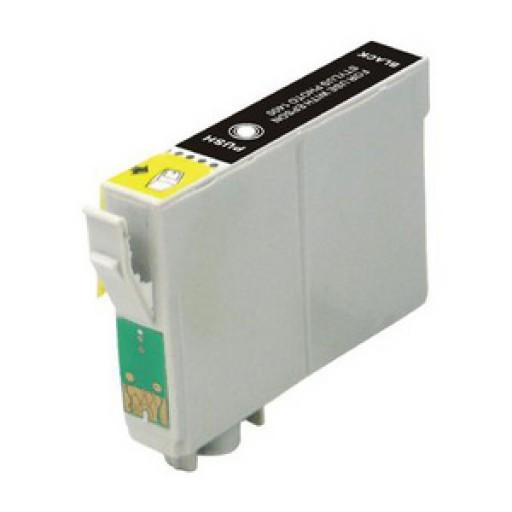 Epson C13T687100, T6871 Ink Cartridge, SC-S30600, SC-S50600 - Black Genuine