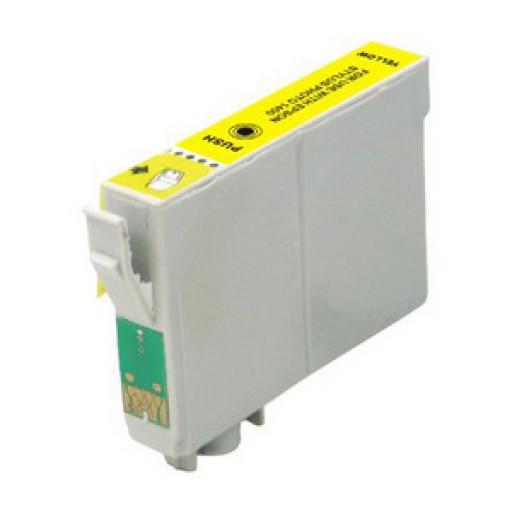 Epson C13T687400, T6874 Ink Cartridge, SC-S30600, SC-S50600 - Yellow Genuine