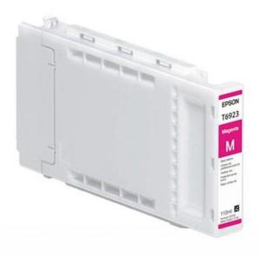 Epson C13T692300, T6923 Ink Cartridge, SureColor SC T3000, T5000, T7000 - Magenta Genuine
