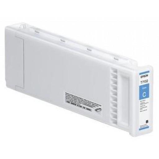 Epson C13T713200, T7132 Ink Cartridge, SC-S70600 - Cyan Genuine