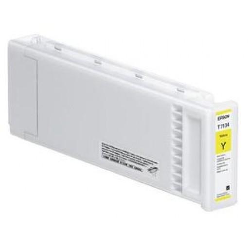 Epson C13T713400, T7134 Ink Cartridge, SC-S70600 - Yellow Genuine