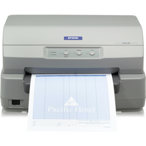 Epson PLQ-20M, (240v) Document and Passbook Printer