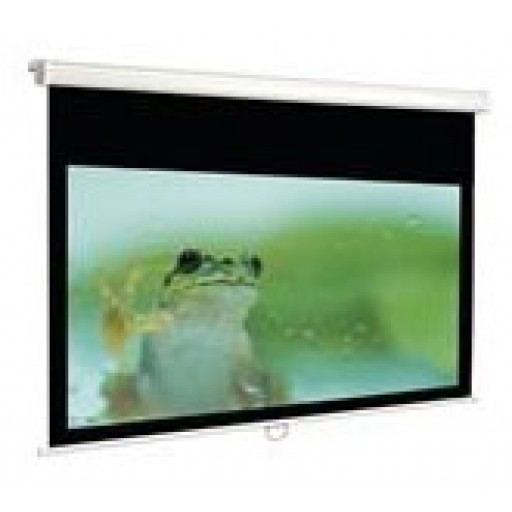 Euroscreen C2417-V Manual Connect - Clearance product Projection Screen