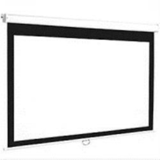 Euroscreen CEL2417-W-UK  Connect Electric Projection Screen
