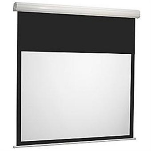 Euroscreen DD150 Diplomat Manual Pull Down Projection Screen.