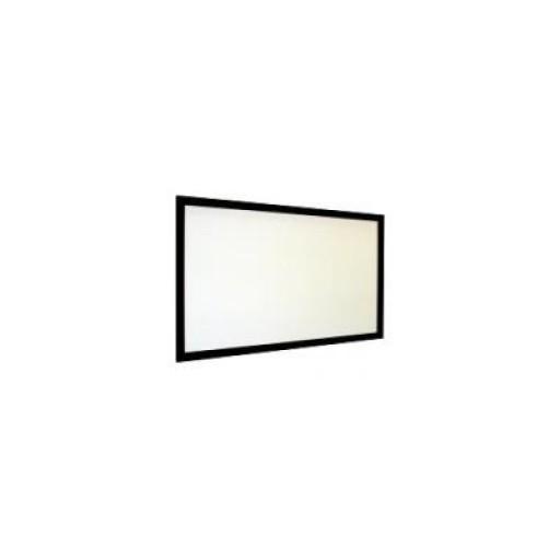 Euroscreen V275-V  Frame Vision Light Fixed Frame Projector Screen