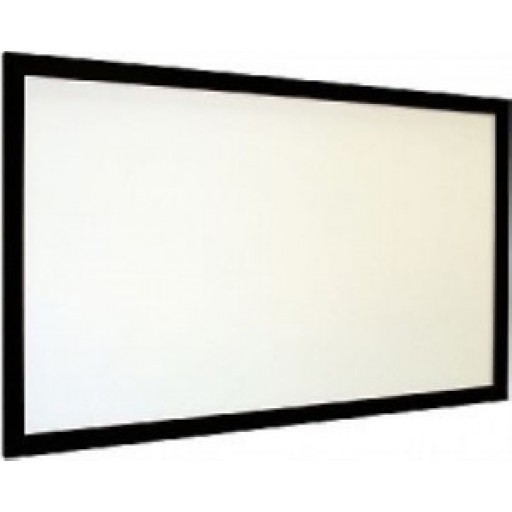 Euroscreen VL200-W Frame Vision Light Fixed Frame Projection Screen