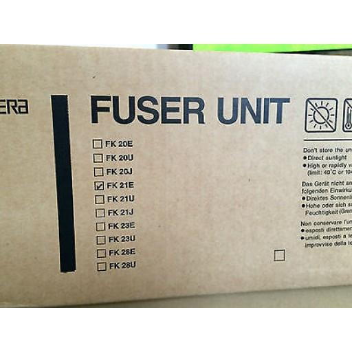 Kyocera Mita, FK-21, Fuser Unit, FS-3700- Original