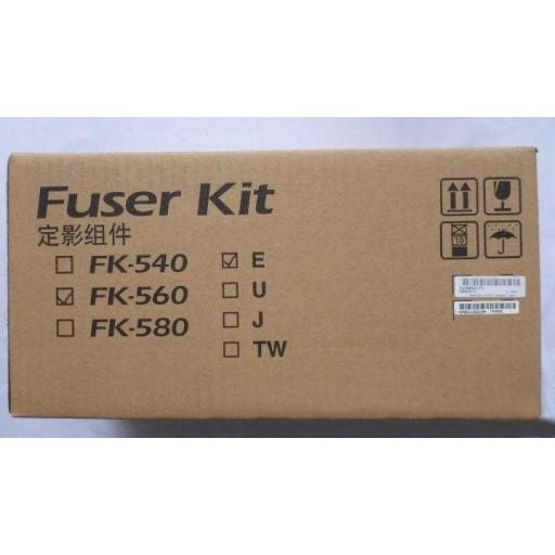 Kyocera, 302HN93071, Fuser Kit, FS C5200, C5300, (FK-560)- Original