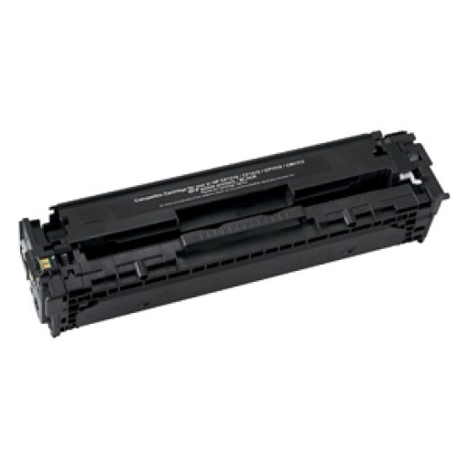 HP CB540A, Toner Cartridge Black, CM1312, CP1215, 1217, 1514, 1515, 1518 - Compatible