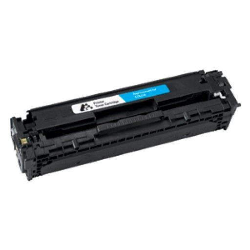 HP CC531A, Toner Cartridge Cyan, CM2320, CP2020, CP2025 - Compatible