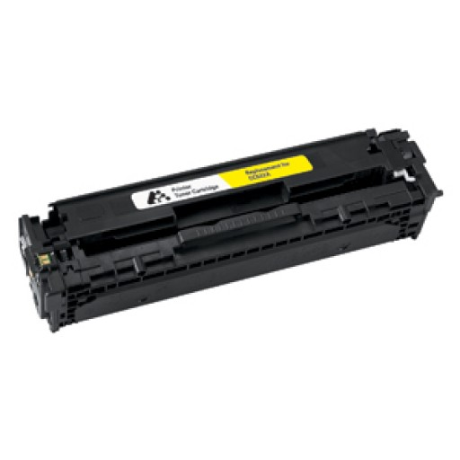 HP CC532A Toner Cartridge Yellow, CM2320, CP2020, CP2025 - Compatible