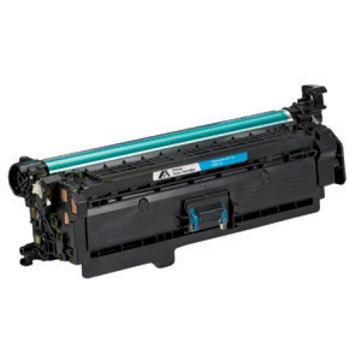 HP CE251A Toner Cartridge HC Cyan,CM3530, CP3520, CP3525 - Compatible