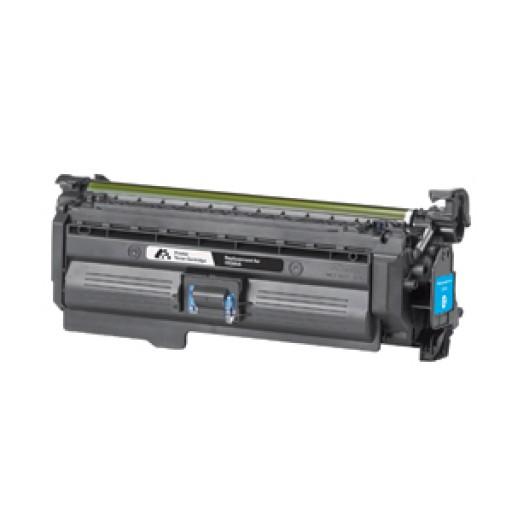 HP CE261A Toner Cartridge Cyan, CP4025, CP4525 - Compatible