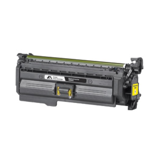 HP CE262A Toner Cartridge Yellow, CP4025, CP4525 - Compatible