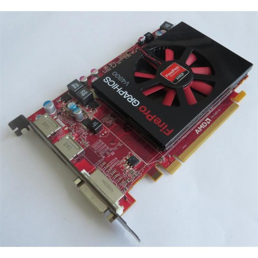 HP 654594-001, Pfirepro V4900 1Gb Pci E