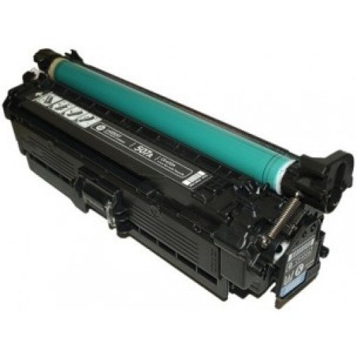 HP, CE400A, Toner Cartridge Black, M551, M575c, M570- Original