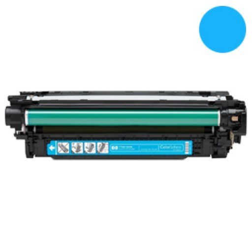 HP, CE401A, Toner Cartridge Cyan, M551, M575c, M570dn- Original
