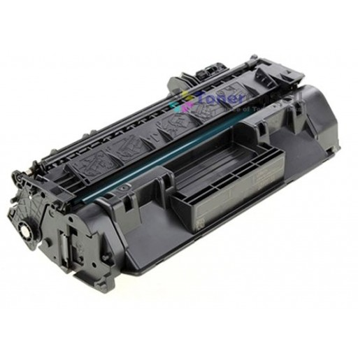 HP CF280X, 80X Toner Cartridge - HC Black Genuine
