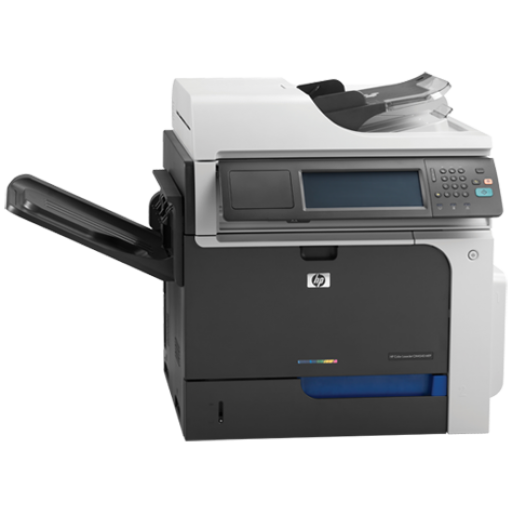 HP Color LaserJet Enterprise CM4540 Multifunctional Printer