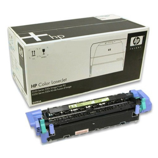HP Q3985A, Fuser Kit 220V, LaserJet 5500, 5550- Original
