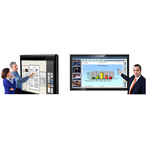 "iBOARD Touch 55"" Screen LED, i55-002,  Business"